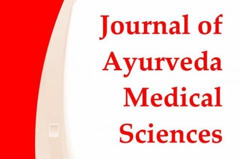 Journal of Ayurveda Medical Sciences